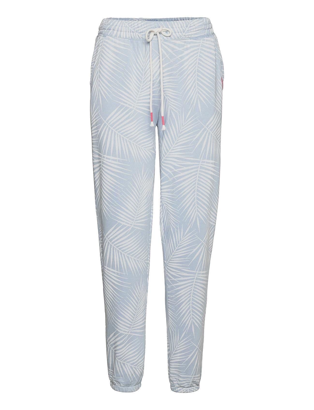 Pant Pyjamasbukser Hyggebukser Blå PJ Salvage