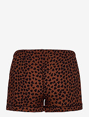 PJ Salvage - Pyjama Short - pyjama''s - brown - 3