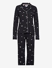 PJ Salvage - Pyjama Long - pyjama''s - dark grey - 0