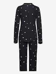 PJ Salvage - Pyjama Long - pyjama''s - dark grey - 1
