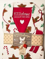 PJ Salvage - pyjama - pyjama''s - off-white - 4