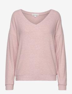 Shirt 1/1 - tops - rose