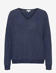 Shirt 1/1 - trøjer - navy