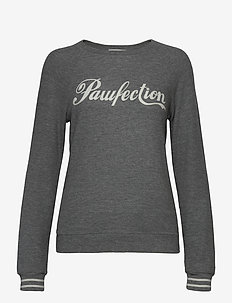 Shirt 1/1 - yläosat - grey melange