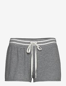 Shorts - shortsit - grey melange