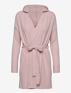 Bath Robe - bedrok - rose
