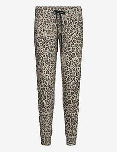 Long Pants - nederdelar - brown