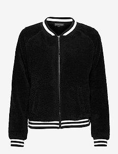 jacket - bomber jakker - charcoal