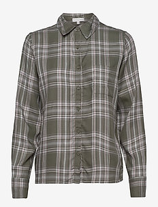 Shirt 1/1 - tops - olive green