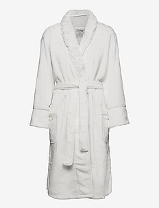 Bath Robe - bedrok - off-white