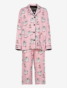 Pyjama Long - pyjamas - rose