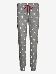 Long Pants - bottoms - charcoal