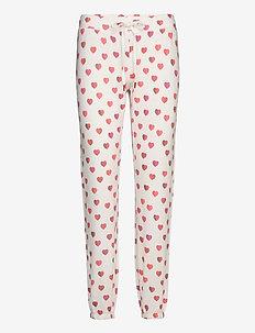 Long Pants - bottoms - off-white