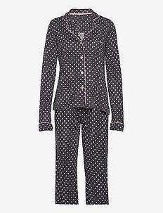 Pyjama Long - pyjamas - charcoal