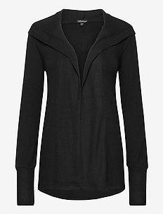 Jacket - tops - black