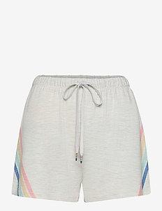 short - korte broeken - grey melange