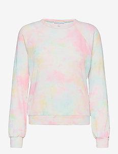 l/s shirt - tops - multicolour