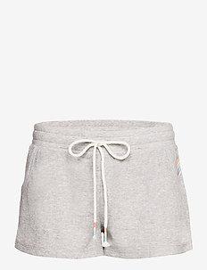 short - pyjama''s - grey melange