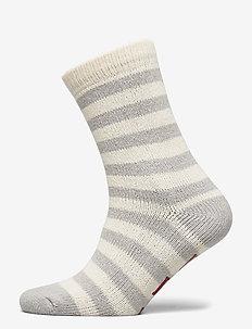 socks - sokker - grey melange
