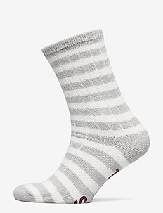 SOCKS - HEATHER GREY