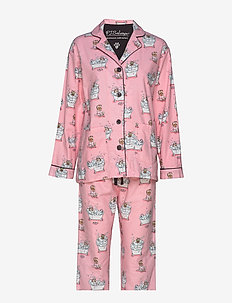 PJ SET - BLUSH