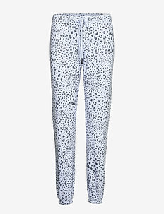 BANDED PANT - BLUE