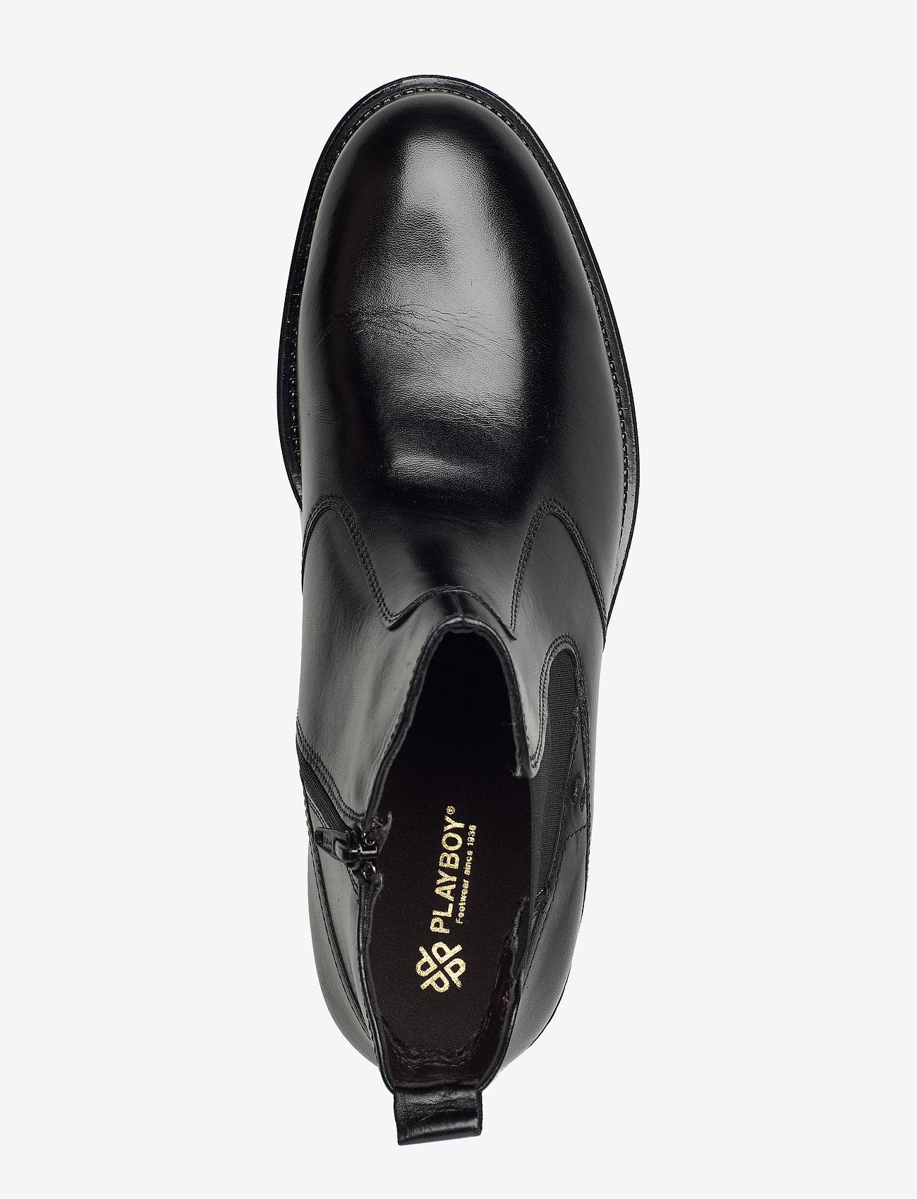 2970 (Black) - Playboy Footwear
