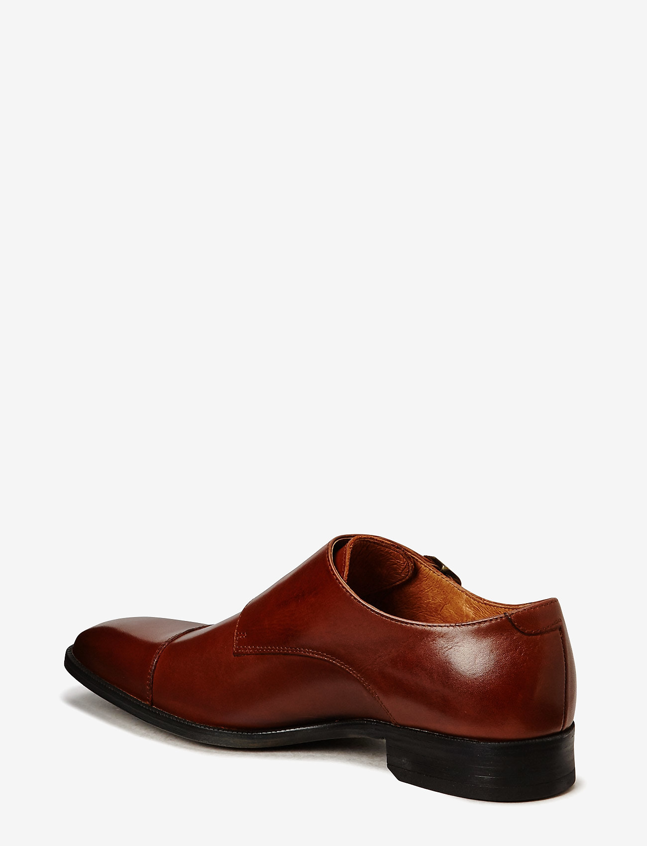 Playboy Footwear - Cannes - monks - cognac - 1