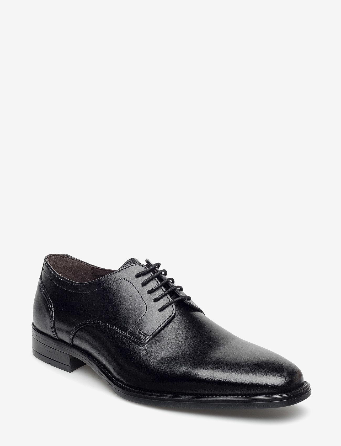 Playboy Footwear - 6508 - snøresko - black - 0