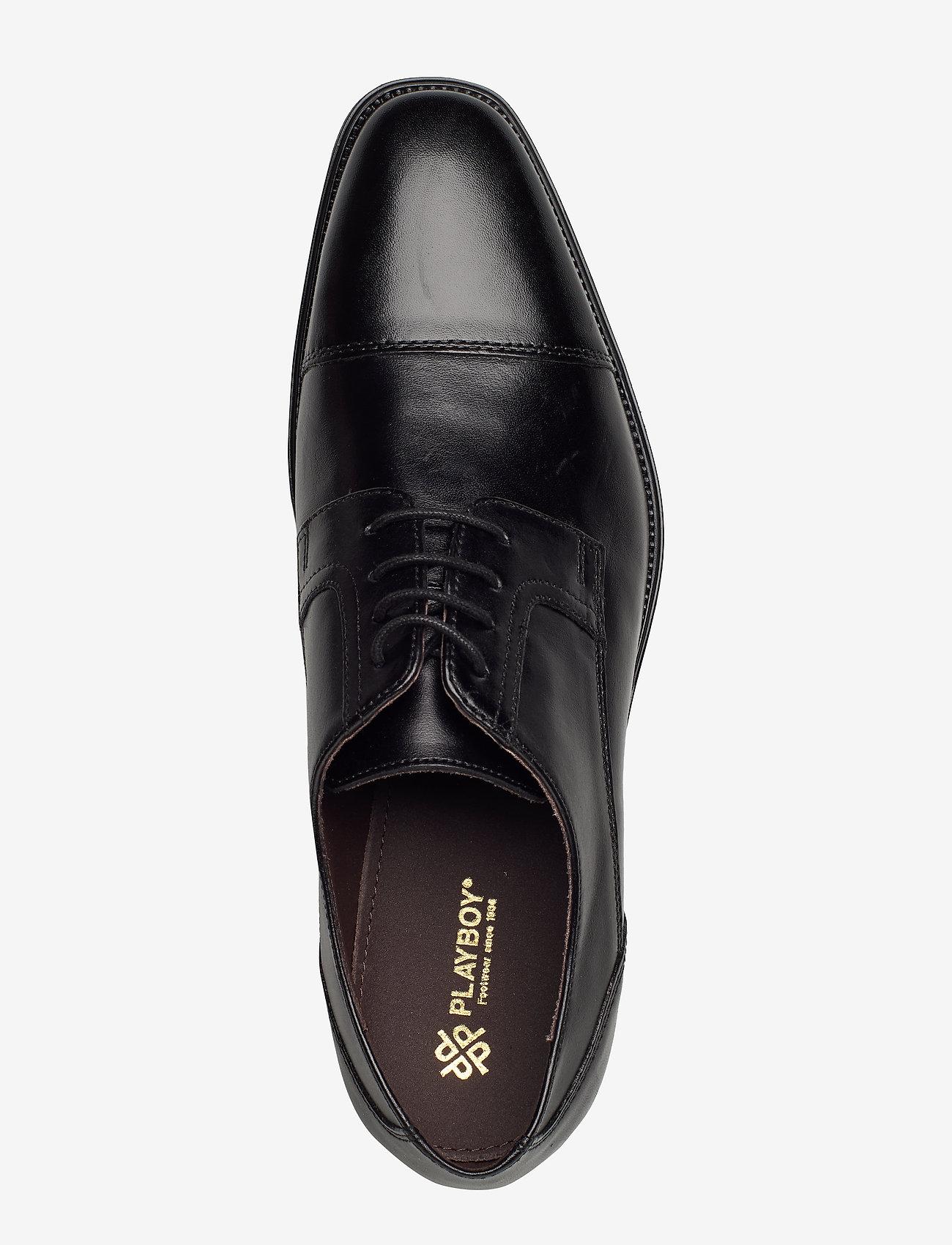 6519 (Black) - Playboy Footwear chmVDe
