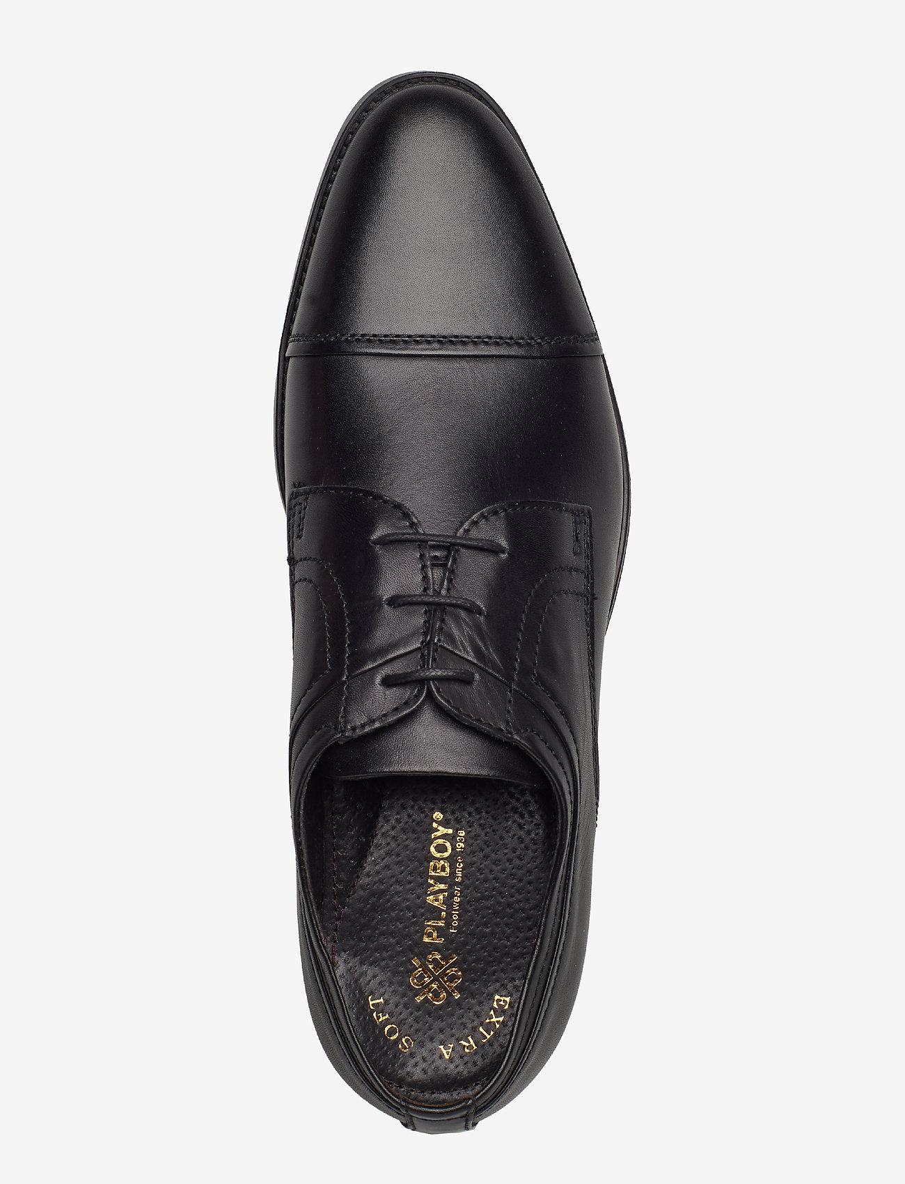 7100 (Black) - Playboy Footwear