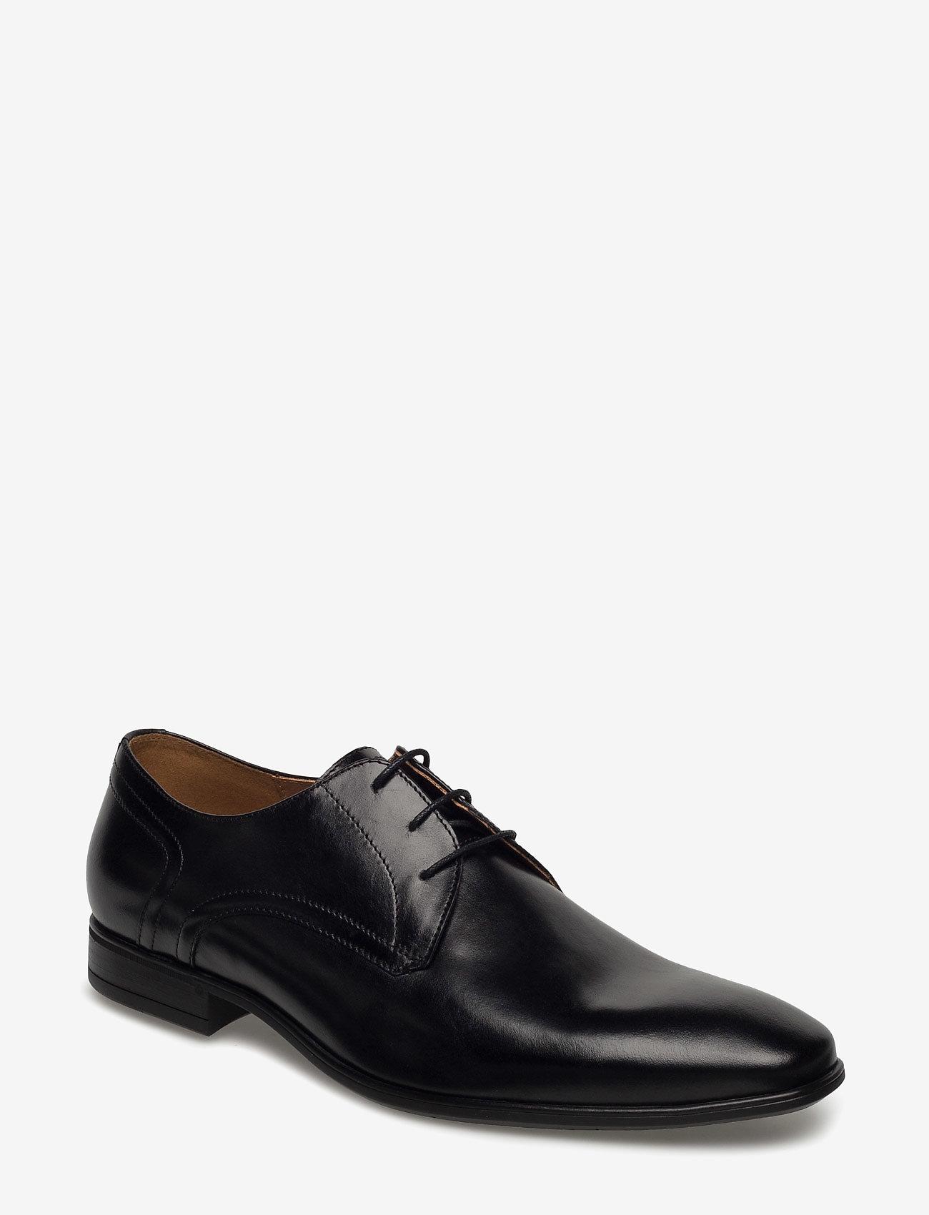 Playboy Footwear - 7408 - snøresko - black - 0