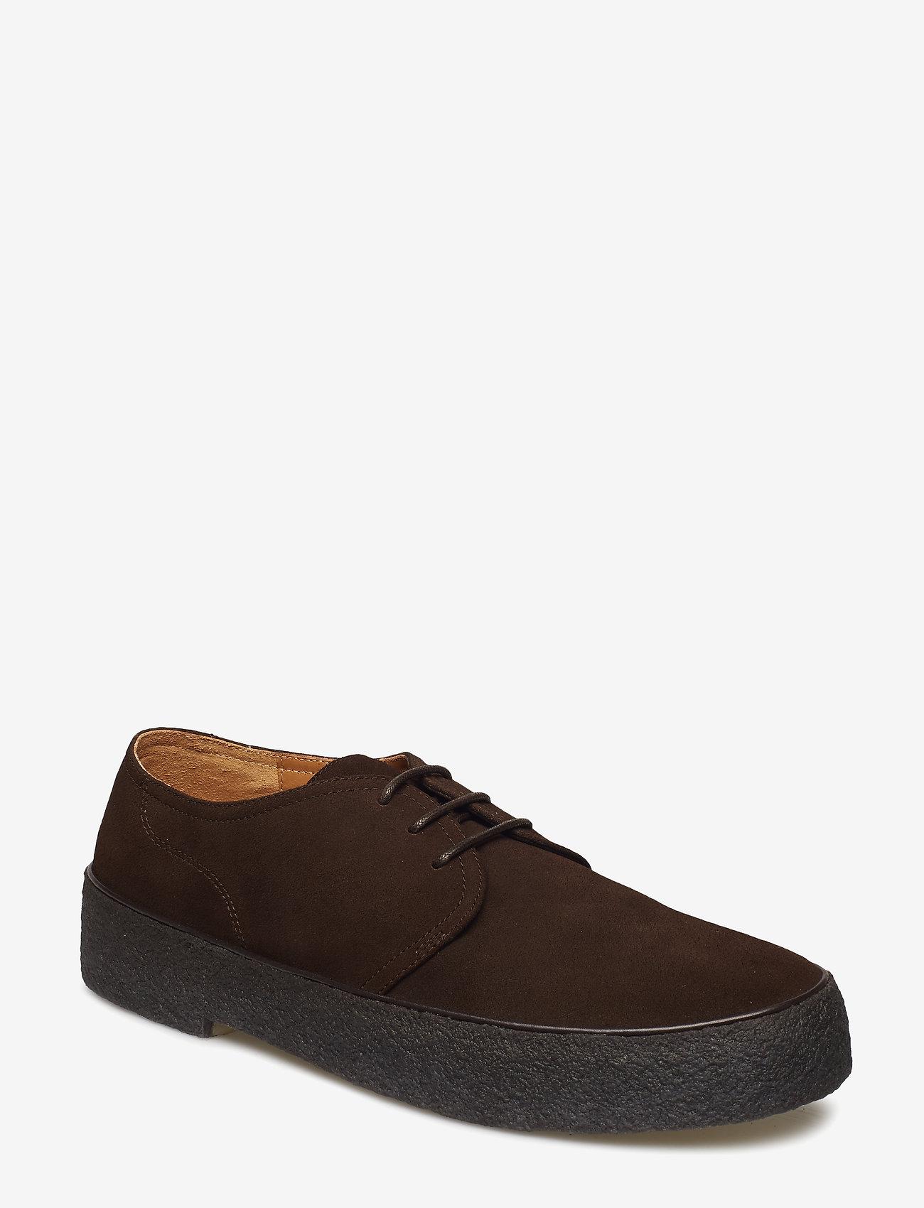 Playboy Footwear - ORG.12 - snøresko - brown - 0
