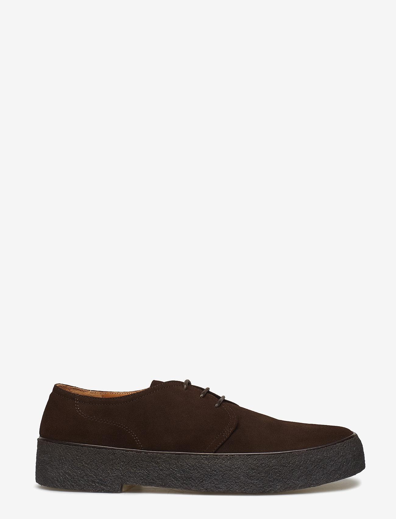 Playboy Footwear - ORG.12 - snøresko - brown - 1
