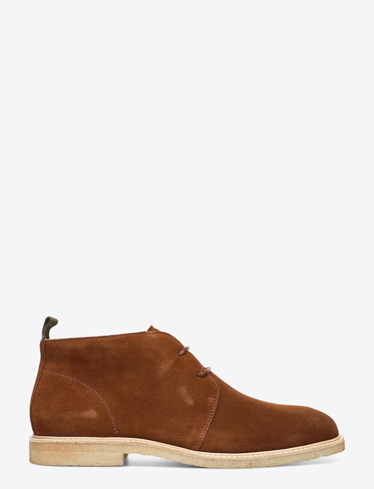 Playboy Footwear - ORG.64 - desert boots - rust - 1