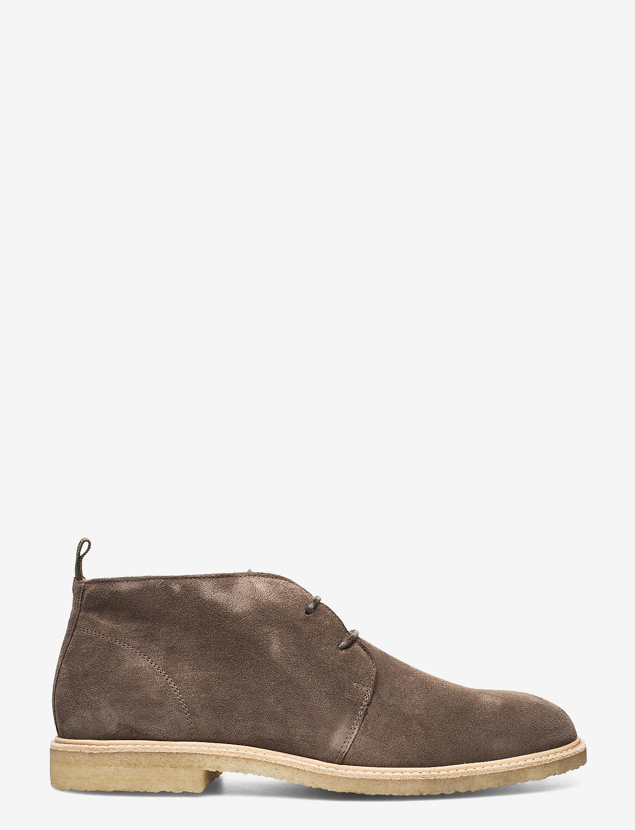 Playboy Footwear - ORG.64 - desert boots - taupe - 1