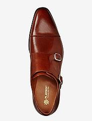 Playboy Footwear - Cannes - monks - cognac - 2