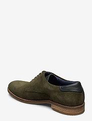 Playboy Footwear - CARL - buty ze skóry lakierowanej - green - 2