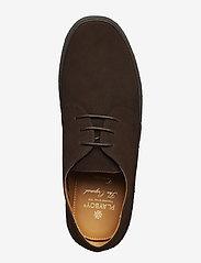 Playboy Footwear - ORG.12 - snøresko - brown - 3