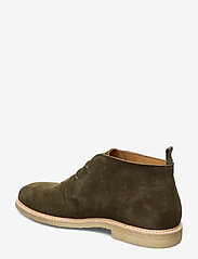 Playboy Footwear - ORG.64 - desert boots - olive green - 2
