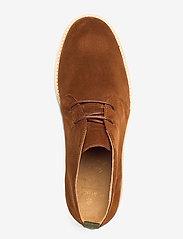 Playboy Footwear - ORG.64 - desert boots - rust - 3