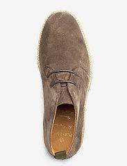 Playboy Footwear - ORG.64 - desert boots - taupe - 3