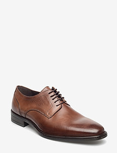 6508 - veterschoenen - brown