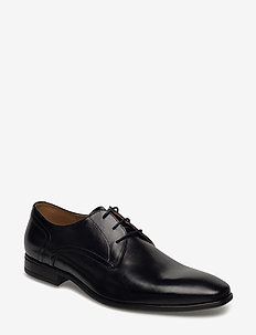 7408 - veterschoenen - black