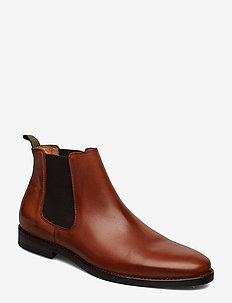 Canyon - chelsea boots - camel