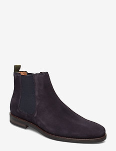 Canyon - chelsea boots - navy