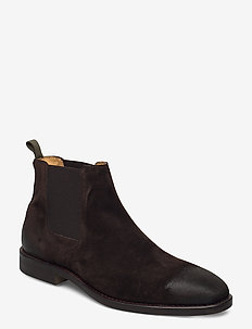 GOSLING - chelsea boots - brown