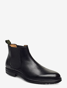 KENNY - chelsea boots - black
