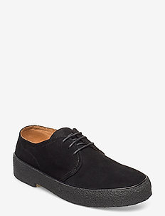 ORG.12 - laced shoes - black