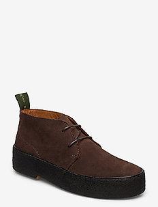 ORG.32 - desert boots - brown